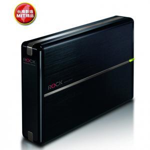 Rock USB 3.0 3.5吋 SATA 鋁合金硬碟外接盒 (HDL-SU3)