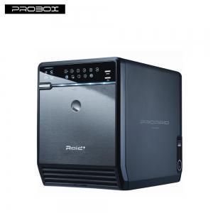PRORAID 四層式 USB 3.0+eSATA 3.5吋磁碟陣列硬碟外接盒